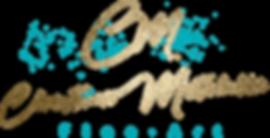 Logo Gold & Turquoise
