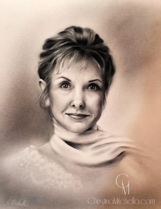 Fran Portrait