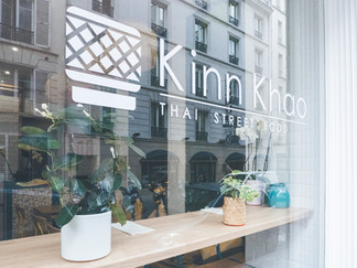 KINN KHAO - 2018 / 2019