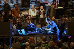 PRP Voyager Stedelijk Museum Sonic Acts 2019