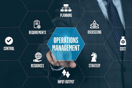 OPERATIONS MANAGEMENT TECHNOLOGY COMMUNI