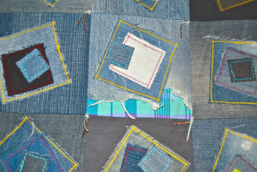 Les3sardines patchwork détails