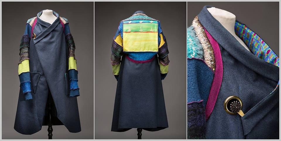 Une chic fille, récréation textile