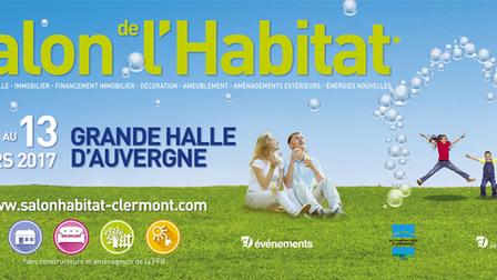 Encouragez l'Auvergne Créative pour le Salon de l'habitat - Clermont-Ferrand - 10 au 13 mars