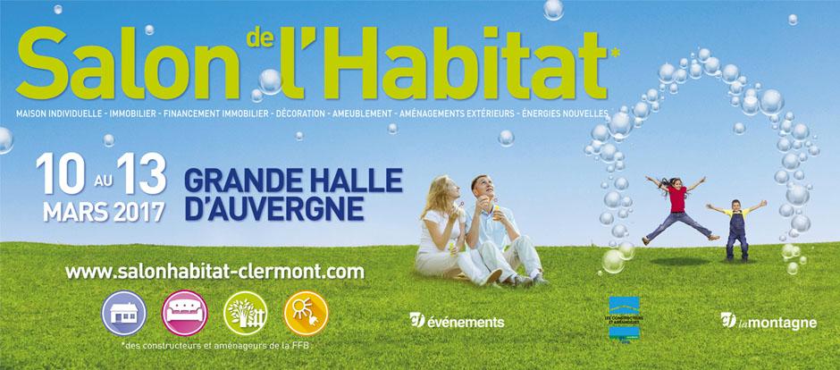 Salon de l'habitat 13 au 13 mars 2017