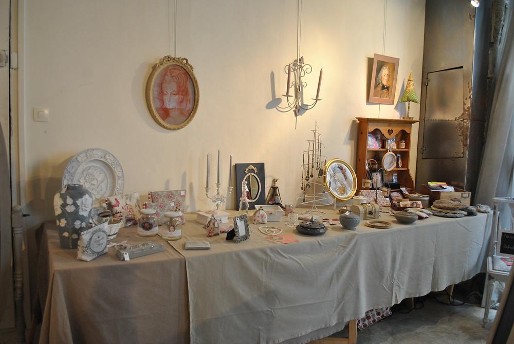 Showroom - les dilettantes -Clermont-Ferrand