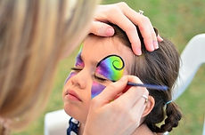 Creative Learning Center - Camp Face Painting