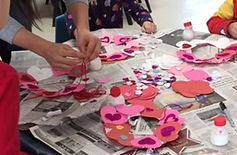 Creative Learning Center - Valentine Parties