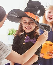 Creative Learning Center - Halloween Party