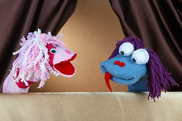 Creative Learning Center - Kay Dee Puppets