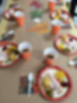 Creative Learning Center - Thanksgiving Feast