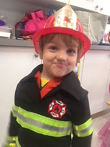 Creative Learning Center - Community Helpers Visit