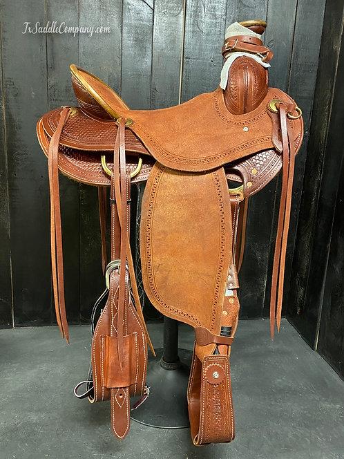 "15.5"" Modified Association Ranch Saddle"