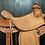 "Thumbnail: 16.5"" Modified Association Ranch Saddle"