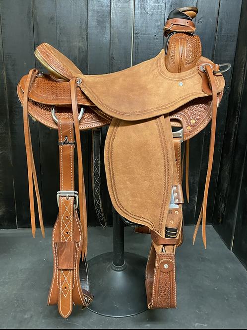 "16.5"" Modified Association Ranch Saddle"