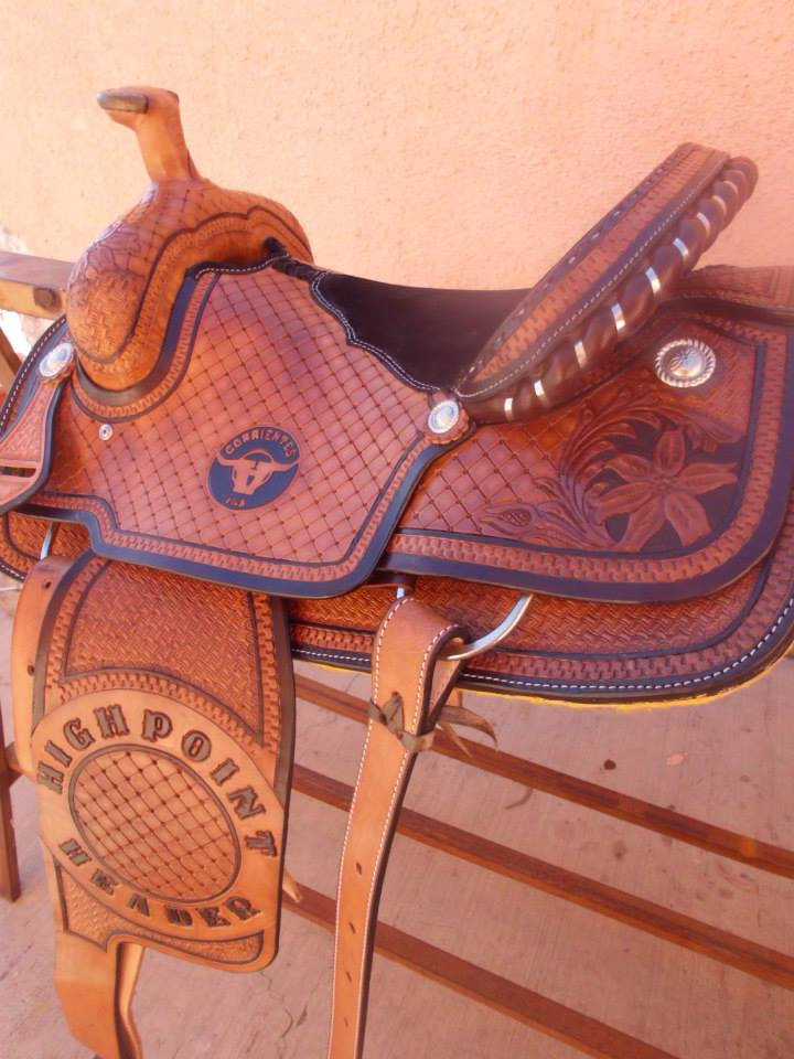 Custom Trophy Saddle | fxsaddleco