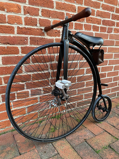 "Mini Penny Farthing 26"" / Handmade High Wheel Bicycle"