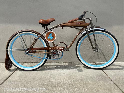 1960's Hawthorne Rat Rod Bike - BABY BLUE