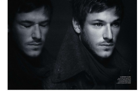 Gaspard Ulliel for l'Express Styles by Paolo Roversi