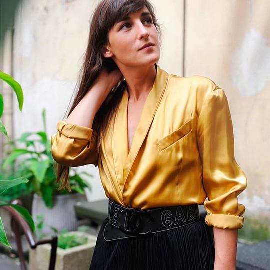 Juliette Armanet for les Inrocks x Cheek Magazine by Elise Toide