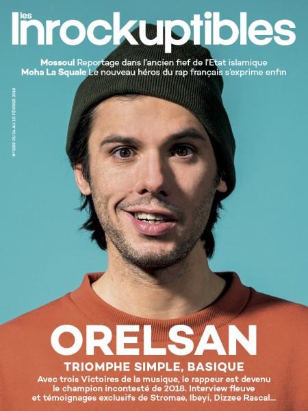 Orelsan for les Inrocks by Felipe Barbosa