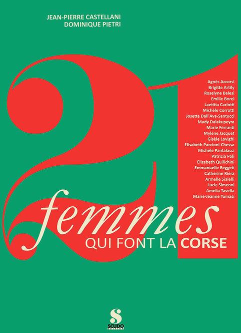 21 femmes qui font la Corse