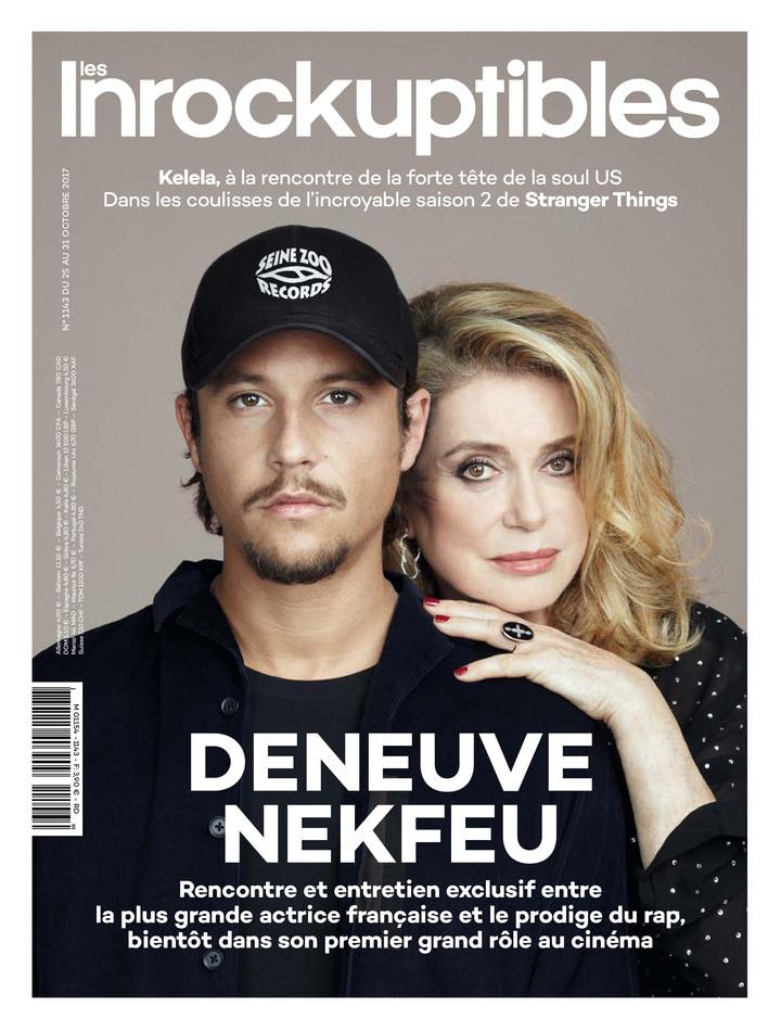 Nekfeu for Les Inrocks by Patrick Swirc