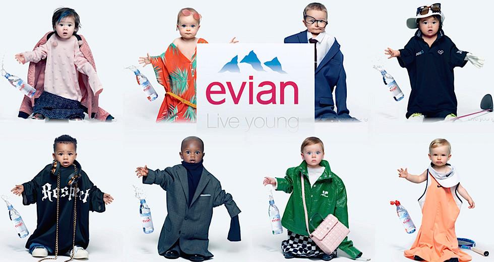Evian by Benni Valsson