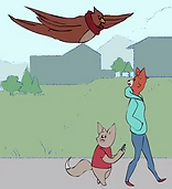 youth privacy protection campaign fox cyberhawk friend