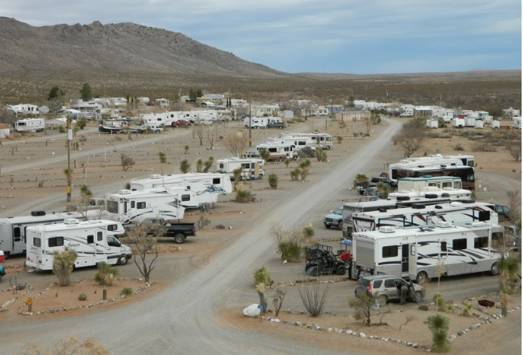 RV camping vs overlanding