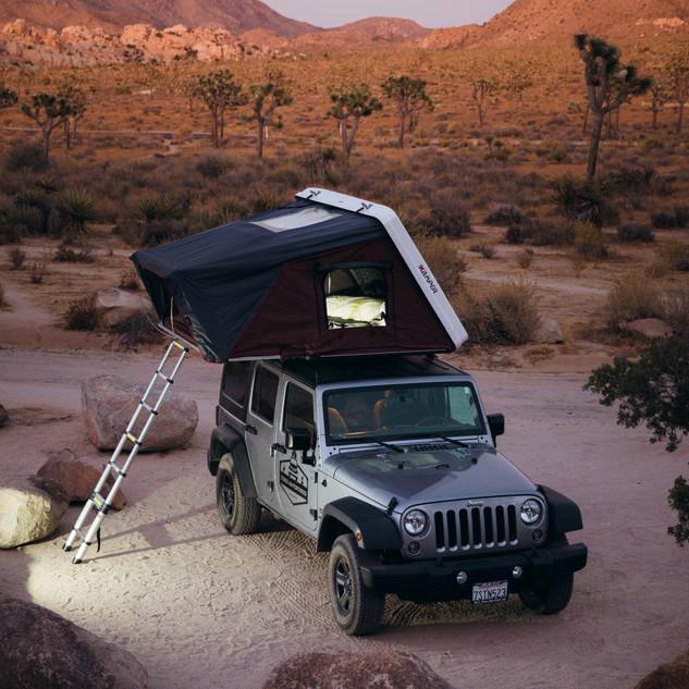 Camper Mojave 4x4