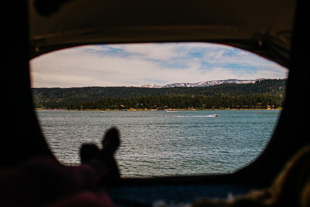 Big Bear Roof Top Tent rental