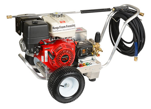 HVB4035 Commercial Pressure Washer 4 GPM- 3500 PSI