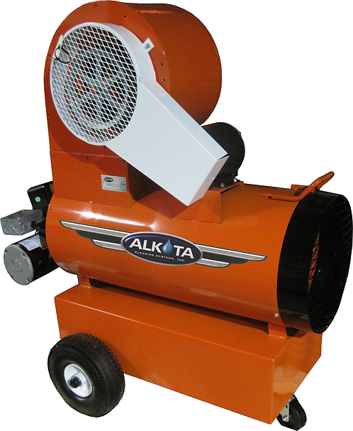 Alkota 210 Furnace on Wheels