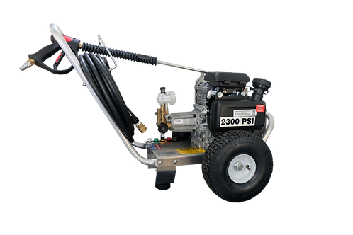 HR2523 Residential Pressure Washer - 2.5GPM - 2300 PSI