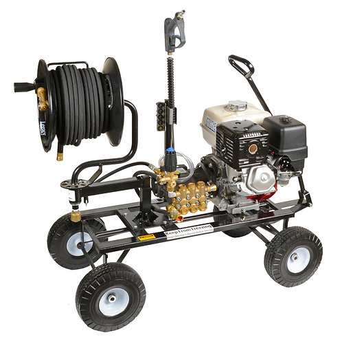 HL4035WR100 Commercial Pressure Washer - 4GPM - 3500 PSI