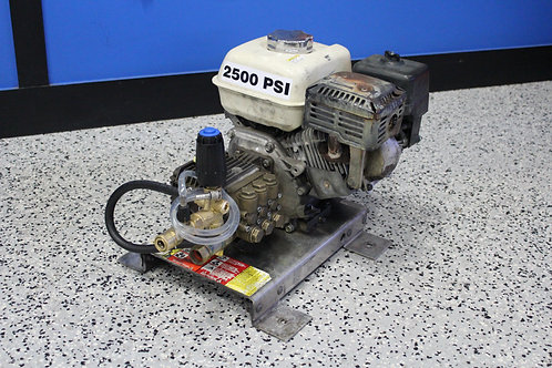 Pressure Washer 3 GPM - 2500 PSI