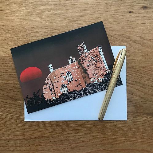 Blank Greetings Card | The Folly