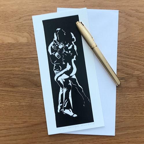 Blank Greetings Card | Tango