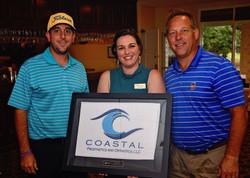 Coastal Prosthetics Flag Sponsor
