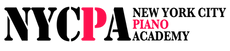 Logo Fondo Transparente, Letra Negra NYC