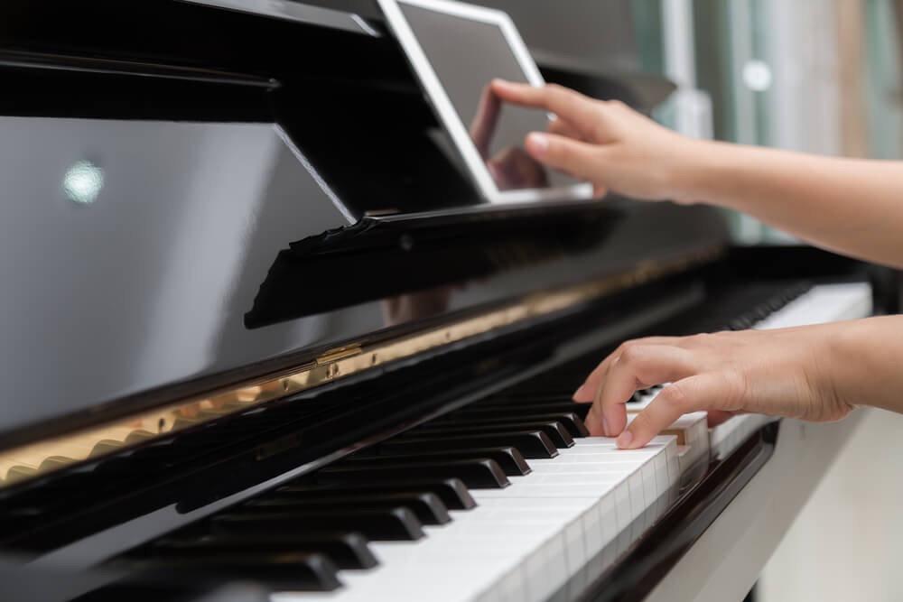 TRIAL PIANO LESSON