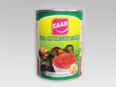 SAAB Sea Coconut Slice With Honey
