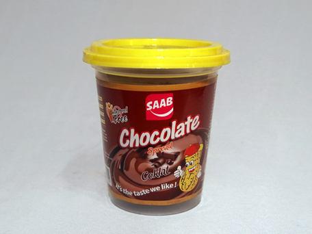SAAB Chocolate Spread