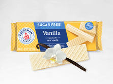 Sugar Free Vanilla Wafers