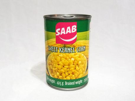 SAAB Canned Sweet Kernel Corn