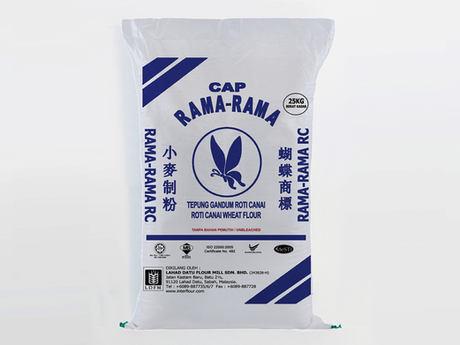 RAMA-RAMA LDFM Roti Canai, 25kg