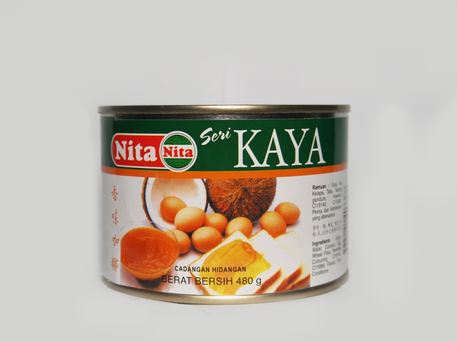 NITA Canned Kaya/Coconut Egg Spread