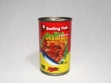 Smiling Fish Fried Sardines In Chilli Sauce