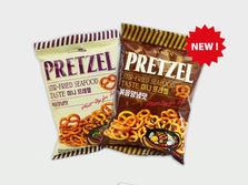 Samjin Pretzel Stir Fried Seafood